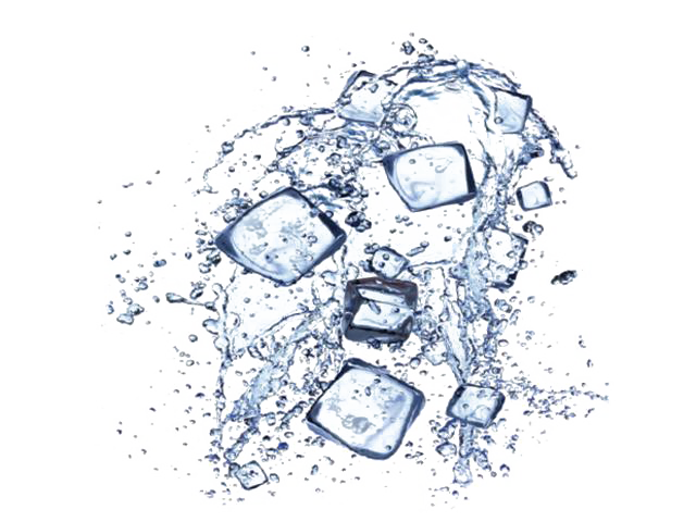 Ice Transparent Image